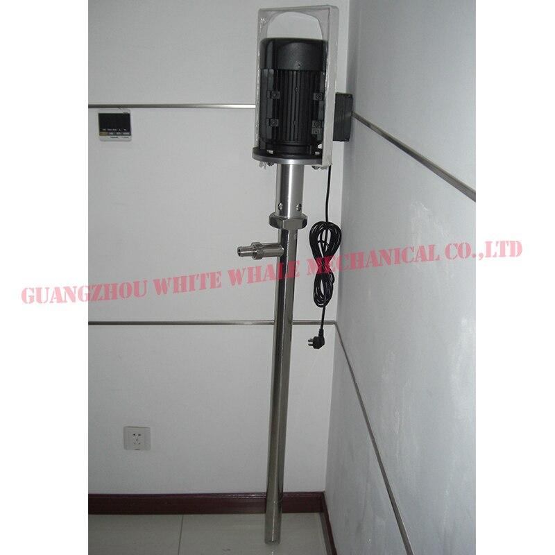380v 50hz 45l/min 316 Stainless Steel high viscosity vertical screw All kind Grease pump сковорода чугунная биол со съемной ручкой диаметр 26 см 0126