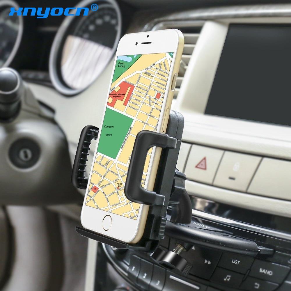 Telefon autós tartó Autós GPS tartó CD tartó mobiltelefon - Mobiltelefon alkatrész és tartozékok