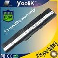 Bateria para asus a42 a52 k52 k52j k52jb k52jc k52je k52jk k52jr K52D K52F K52N X52 K52IJ K52F K62 K62F K62J K62JR N82 6 células