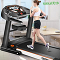 Excellent step running machine home Mini super silent full folding small electric power fitness equipment