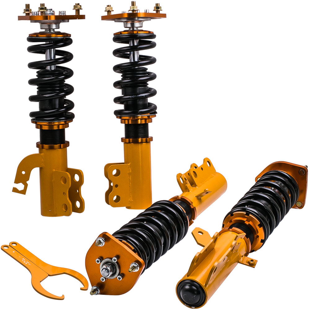 Toyota Celica 1990 1992 Excel G Shock Absorbers: Coilover Suspensions Shock Absorbers Coil Struts Kit For