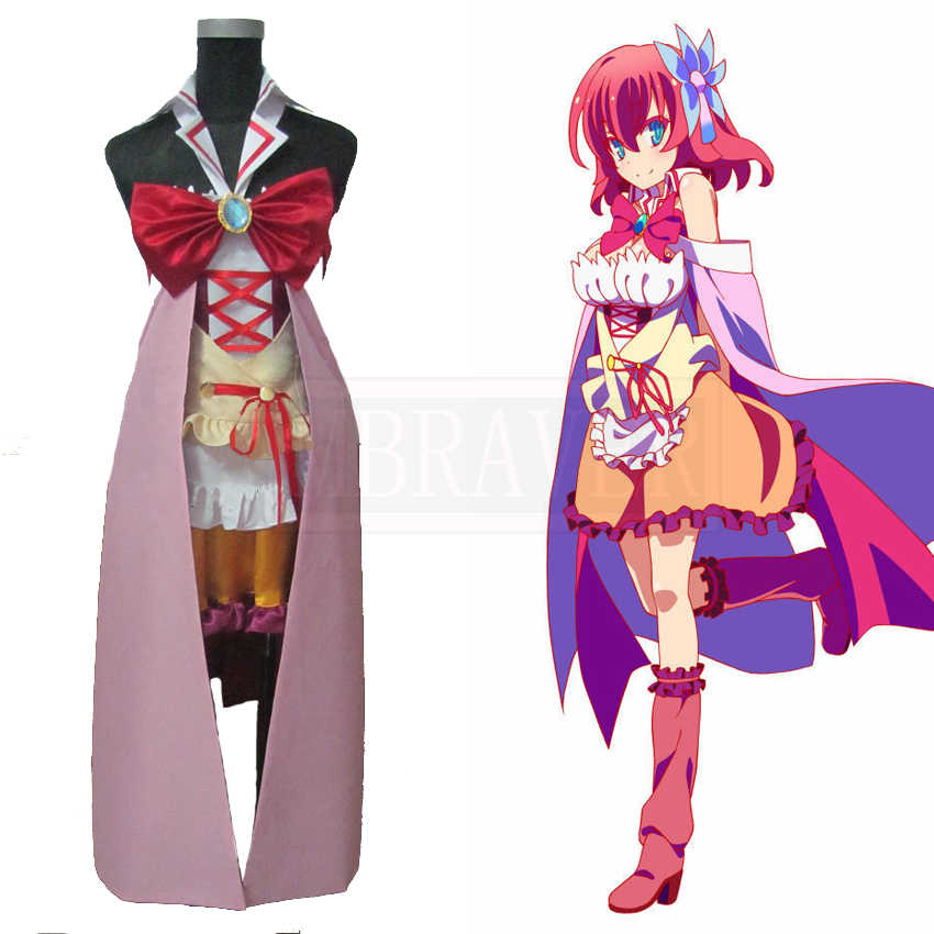 Anime No Game No Life Cosplay Clothes Stephanie Dora Cosplay Costume Set Custom Made Any Size Cosplay Costume Custom Cosplay Costumecostume Cosplay Aliexpress