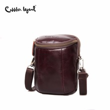Cobbler Legend Men Vintage Genuine Leather Shoulder Bag Retro Men Crossbody Bag Fashion Messenger Bags Brand Designers Handbags все цены