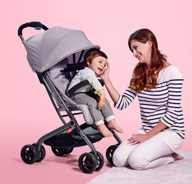 New product baby cart light weight shockproof stroller folding easy baby trolley