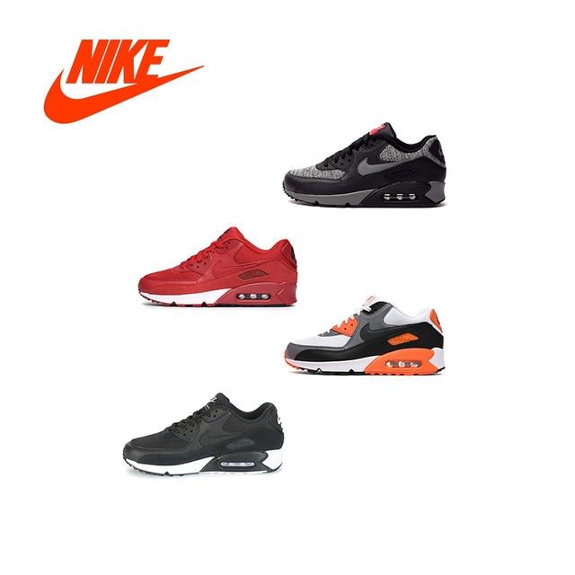 bae6a454e5cd Original Authentic NIKE Men s Shoes AIR MAX 90 ESSENTIAL Breathable ...