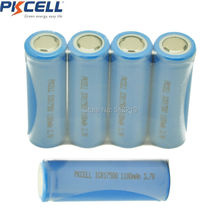 5 X ICR17500 17500 Rechargeable 3.7V Lithium Li ion Mod batterie pour lampes de poche LED Torches