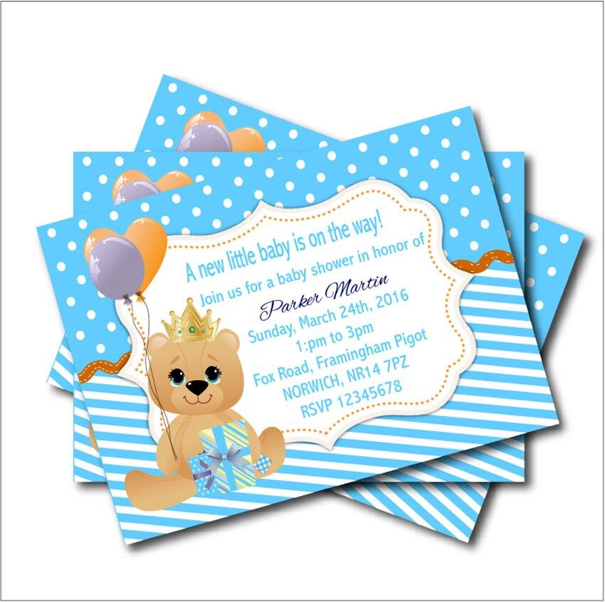 Bonbons Personnalisé Enfants invitations Fête