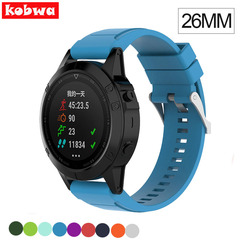 Watchband strap for garmin fenix 5x silicone band 26mm width blet fenix 5 quick remove quickfit.jpg 250x250