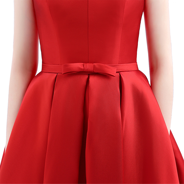 Cocktail Dress - Biking Red - 14 Colors 4