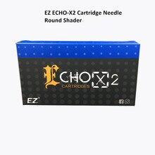 EZ ECHO-X2 Agulha Cartucho Cartucho regular Rodada Agulha Shader Tatuagem para Rotary Tattoo Machine & Grips 20 pçs/caixa