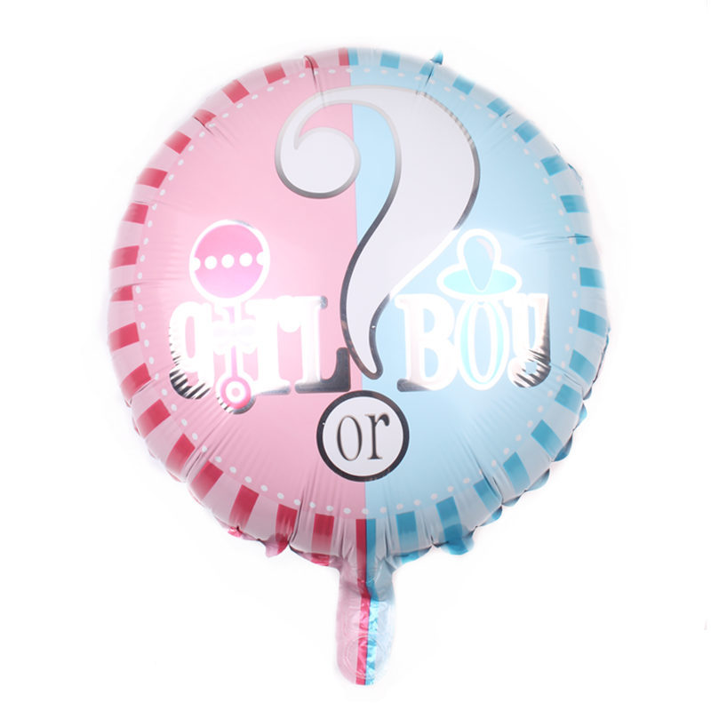 Loyal 18inches Round Birthday Foil Balloons Inflatable Toys Globos Birthday Party Decorations Kids Helium Balloon Event Party Supplies High Quality And Inexpensive Ballons & Accessories