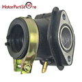 Chinese Motorcycle Spare Parts for GY6 125CC 150CC Intake Manifold Scooter Moped ATV TAOTAO SUNL