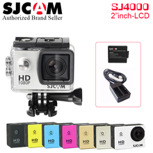 Original SJCAM SJ4000 font b Action b font font b Camera b font Sports DV 2