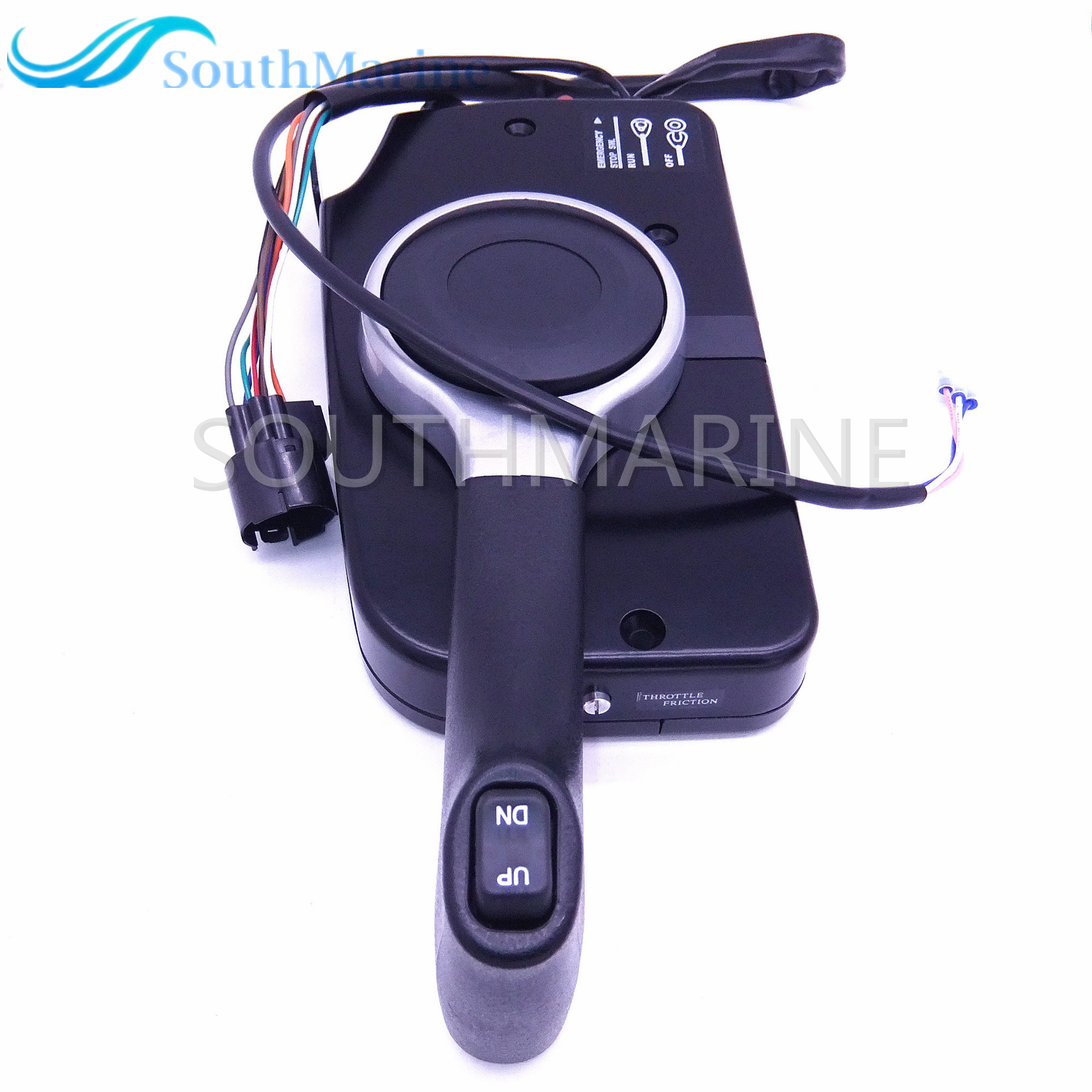 67200 93J50 Side Remote Control Box for Suzuki Outboard Motors with PT Push 67000 93J50 right