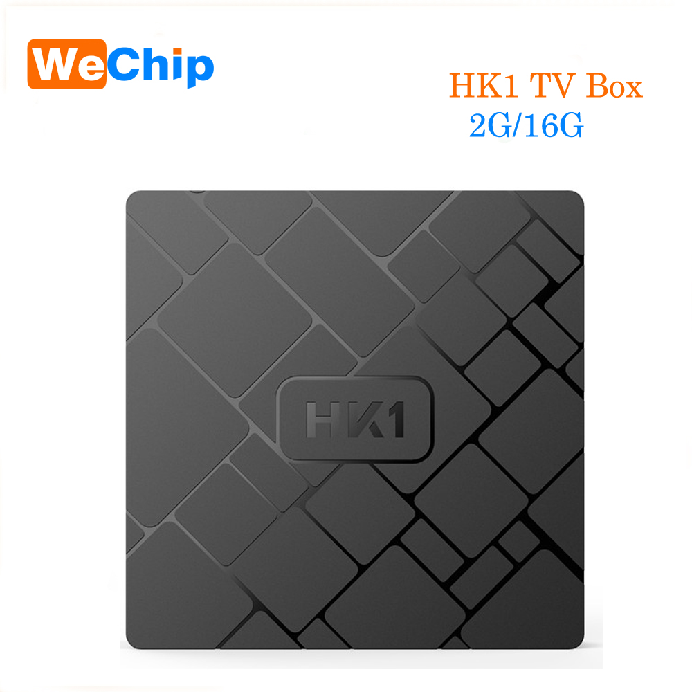 HK1 Android 7.1 TV BOX 2GB 16GB Amlogic S905W Quad Core 2.4GHz WiFi Media Player IPTV 4K Ott Box LAN 100M Smart Box PK X96 mini