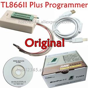 Image 5 - Nowy oryginalny XGecu TL866ii Plus usb programista isp NAND TSOP48 gniazdo adaptera minipro TL866CS TL866A TL866 uniwersalny programator