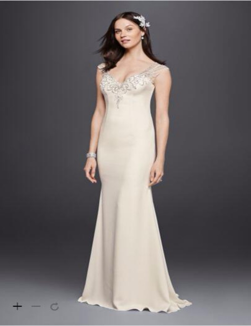 Online buy wholesale petite wedding gown from china petite for Petite wedding dress designers