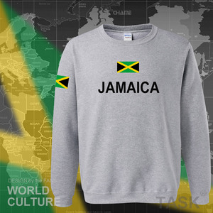 Image 5 - Jamaika hoodie erkek kazak ter yeni hip hop streetwear eşofman ulus futbolcu spor ülke yeni bayrak REÇEL Jamaika