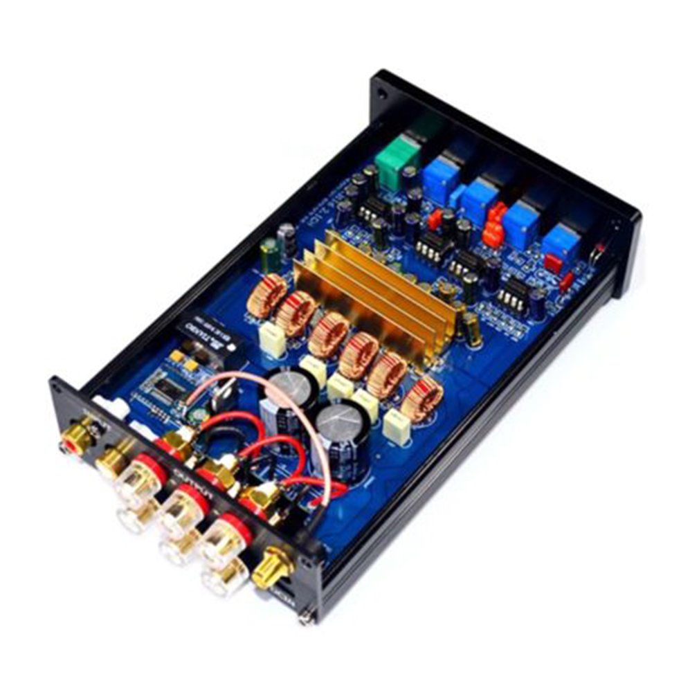High Power TPA3116 Bluetooth 4.2 / Tone Digital Amplifier Board 2x50W+1x100W TPA3116
