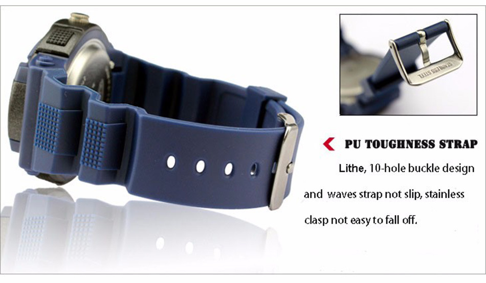 361 - detail - 2018 Free Shipping Fashion Men Watch Waterproof Sport Men Wristwatch S Quartz Digital Boy Clock Relogio Masculino (4)
