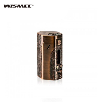 Wismec Reuleaux Evolv DNA250(Limited Version) Box Mod required high-rate 18650 batteries Newest Wismec TC/VW Mod 1-250W Vapor