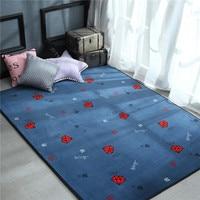 80*185cm Fleece Bathroom Living room Carpet Geometric Indian Rug striped Modern Mat Contemporary design Nordic style