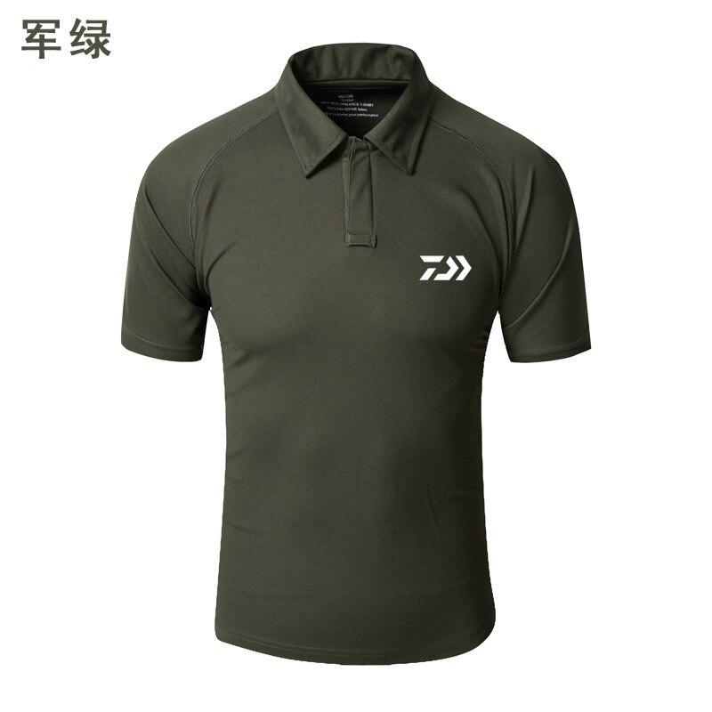 À Manches Longues De Pêche DAIWA RESPIRANT Vêtements Protection UV Nouveau Style Confort