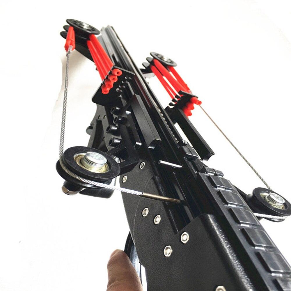Neptune 9 poderoso rifle estilingue catapulta tiro