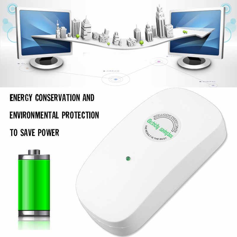 18KW умный белый Saver США/ЕС Plug Box Dorpshipping