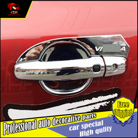 Car Styling High Quality ABS Outside Door Handle Bowl Cover For SUZUKI Vitara 2015 2016 Handle