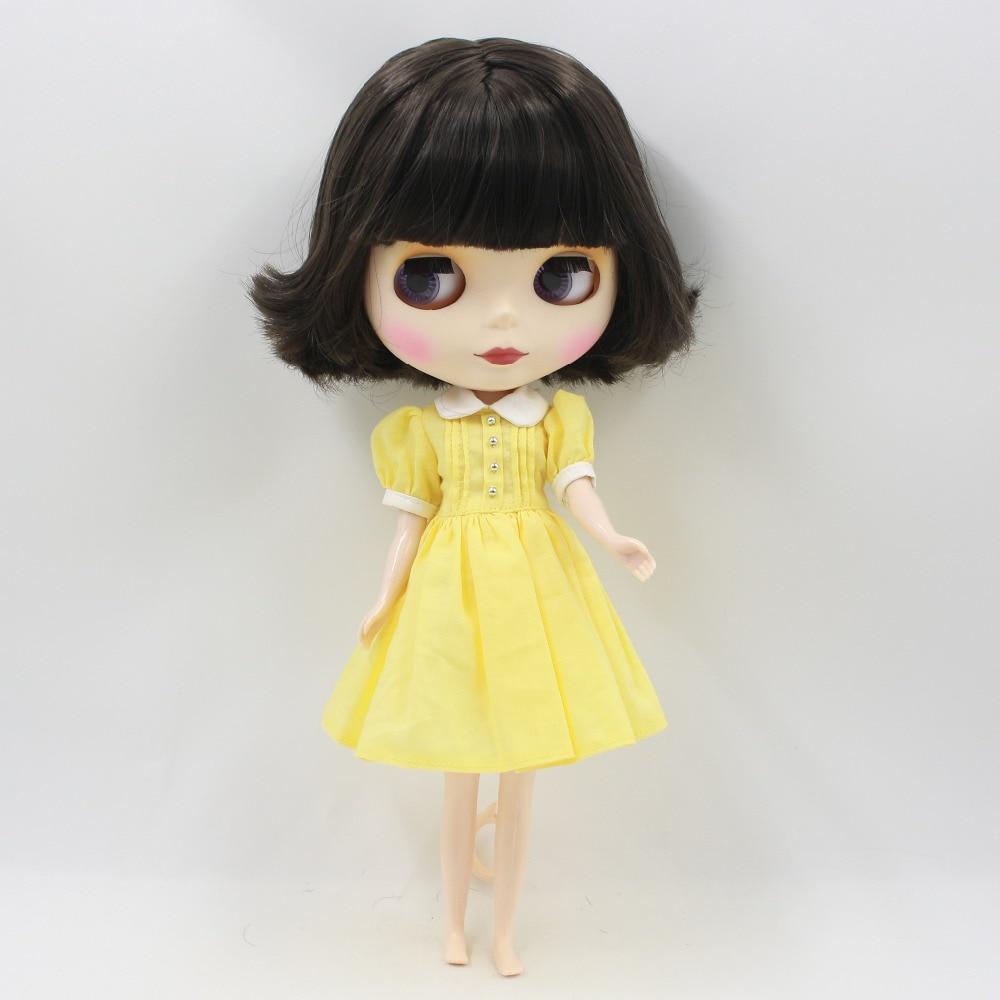 Neo Blythe Doll Simple Dress 2