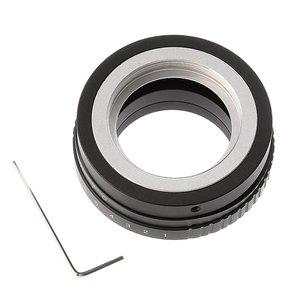 Image 2 - FOTGA Tilt Shift Adapter Ring für M42 Objektiv Sony NEX E Mount Kamera ILCE 7 A7S A7R II A5100