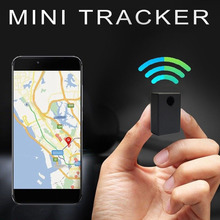 Mini GPS Tracker Car Listening Device In Acoustic Alarm GSM Spy Voice Surveillance System Quad Band