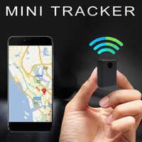 Mini Voiture de Traqueur de GPS Dispositif D'écoute Dans Acoustiques D'alarme Mini Espion GSM Dispositif De Surveillance Vocale Système Quadri-Bande