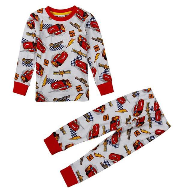 2016 NOVA 2-11Y Kids Boys Causal Style Boy Autumn Winter Cartoon O-neck Regular Clothes Sets Fashion Boys Sets high sale suits