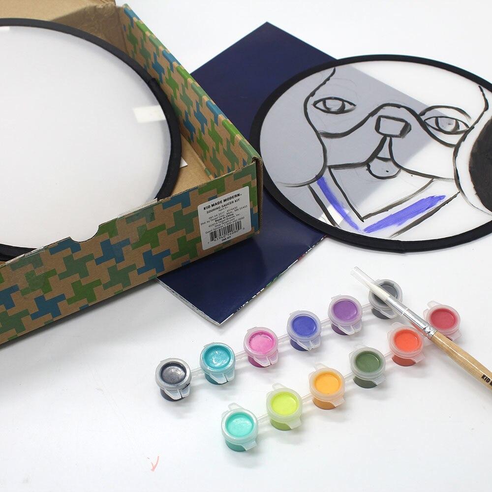 गोलाकार डिस्क के 1 पीसी - स्कूल और शैक्षिक उपकरण