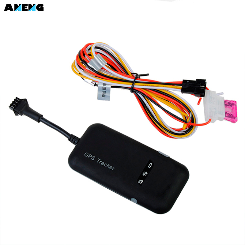 ANENG New GT02 Mini Car GPS Tracker tk110 Realtime GSM GPRS GPS Locator Vehicle Tracking Device Google Link Real Time