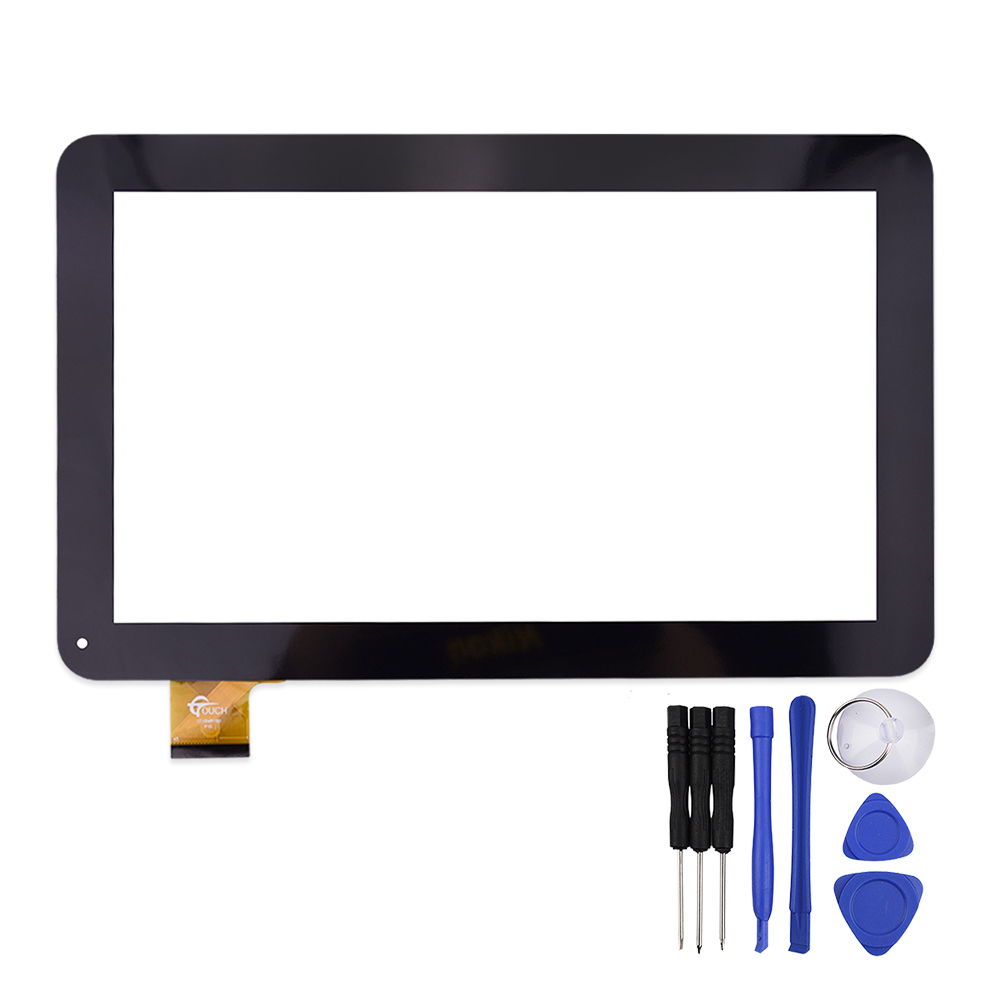 10.1 inch Touch Screen XC-PG1010-019-A0 XLY Digitizer Sensor Lens Replacement Glass Panel + Free Repair Tools