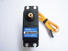 HDKJ D3609S 60G High Torque 9kg . Metal Gear Digital Servo 180 Degree Rotation for DIY RC Plane Car Truck Robot Gimbal F16687