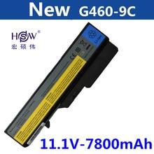7800mAH Laptop Battery For Lenovo IdeaPad G460 G560 V360 V370 V470 B470 G460A G560 Z460 Z465 Z560 Z565 Z570 LO9S6Y02  цена 2017