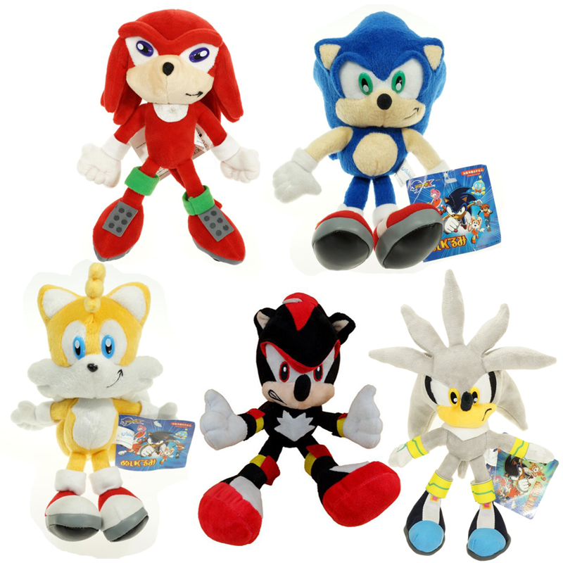 Game Sonic The Hedgehog Plush Doll 23cm Cartoon Animal Plush Toys Soft Doll Kids Gift Buy At The Price Of 7 02 In Aliexpress Com Imall Com