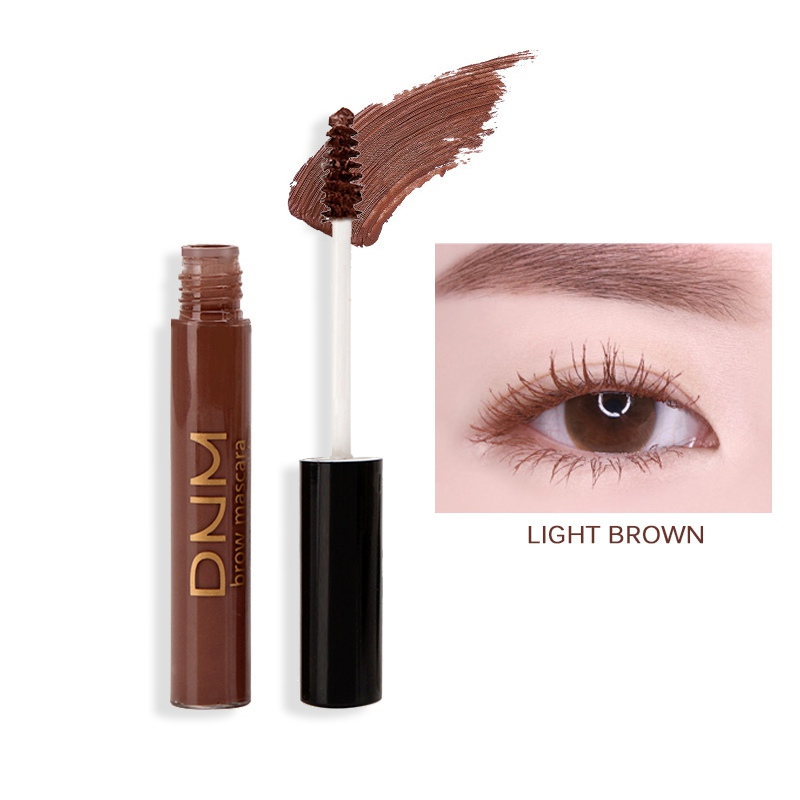 1pc 4 Colors Professional Waterproof Curling Mascara Eyes Cosmetics Eyelash Extension Brown White Mascara Eyes Makeup in Mascara from Beauty Health