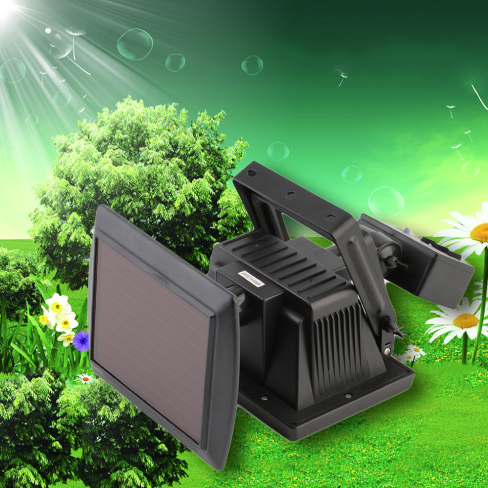 ФОТО 1pc 30 LED Solar Power Motion Sensor Light Outdoor Security Garden Lamp