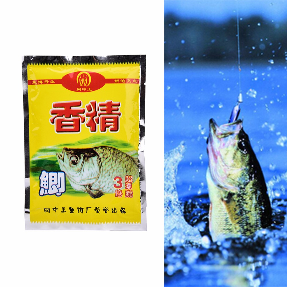 35g/pack Bloodworm Powder Fish Buster Carp Killer Fishing Necessary Natural Baits Natural Fishing Lure image