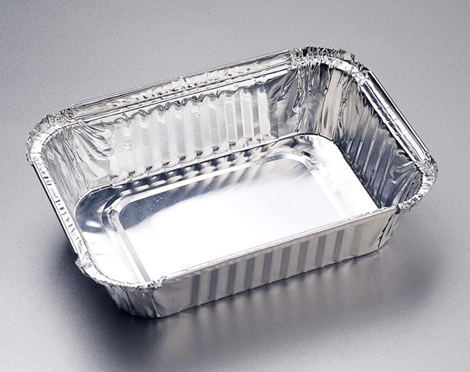 10pcs Multiple Sizes Metal Foil Barbecue Plate, One-time Baking Aluminum Foil Tray, Fast Heat Conduction Bowl.travel Use