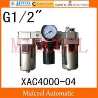 Hoge kwaliteit XAC4000-04 serie luchtfilter combinatie frl poort g1/2