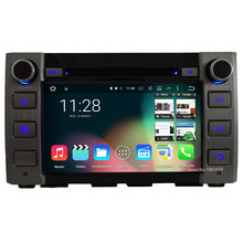 WIFI FM BT Quad Core 16GB Android 5.1.1 1Din 8″ HD 1024*600 Car DVD Player Radio Stereo Audio Screen For Toyota Tundra 2014 2015