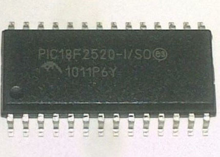 IC nowy oryginalny PIC18F2520 PIC18F2520 I/SO 18F2520 SOP28 PIC18LF2520 I/SO