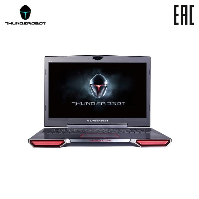 """Игровой ноутбук THUNDEROBOT 911GT 17.3"""" /IPS /i7-8750H/GTX1060-6G/16G/256GSSD+1TB/144Hz/DOS"""