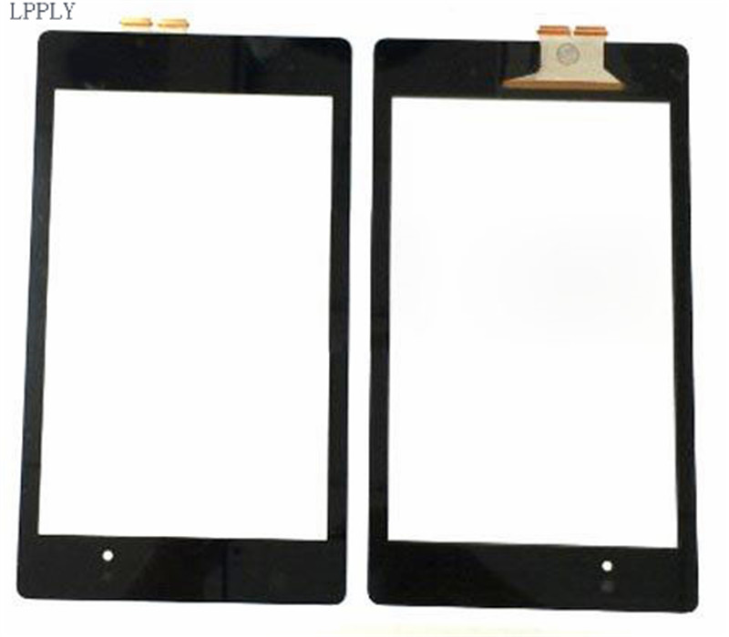LPPLY New For ASUS Memo Pad 7 me572 me572c me572cl me572k 3G/4G Touch Screen Digitizer Sensor Replacement Parts new 7 inch case for asus memo pad 7 me572cl me572 lcd display digitizer touch screen with frame free shipping